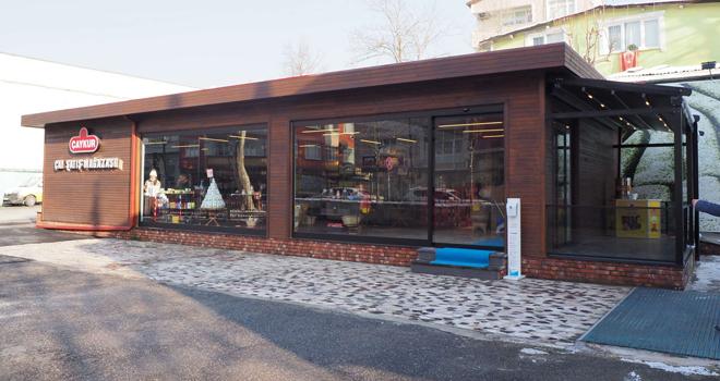 Çaykur'dan İstanbul'a Yeni Mağaza