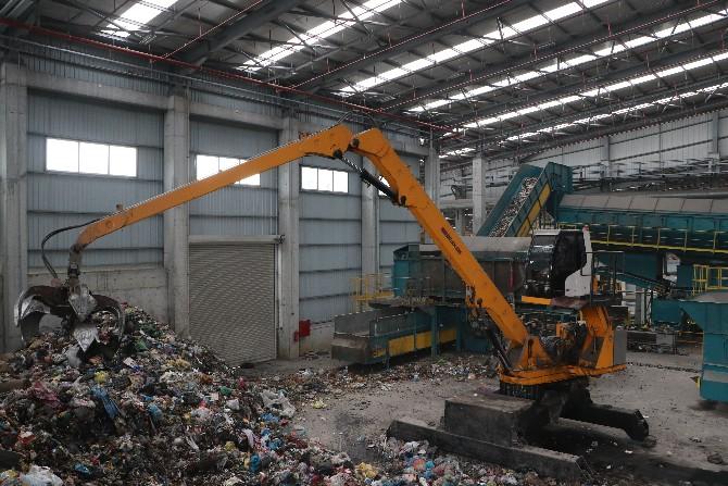 Trabzon ve Rize'nin Çöpleri 45 Bin Hanenin Elektrik İhtiyacını Karşılayacak