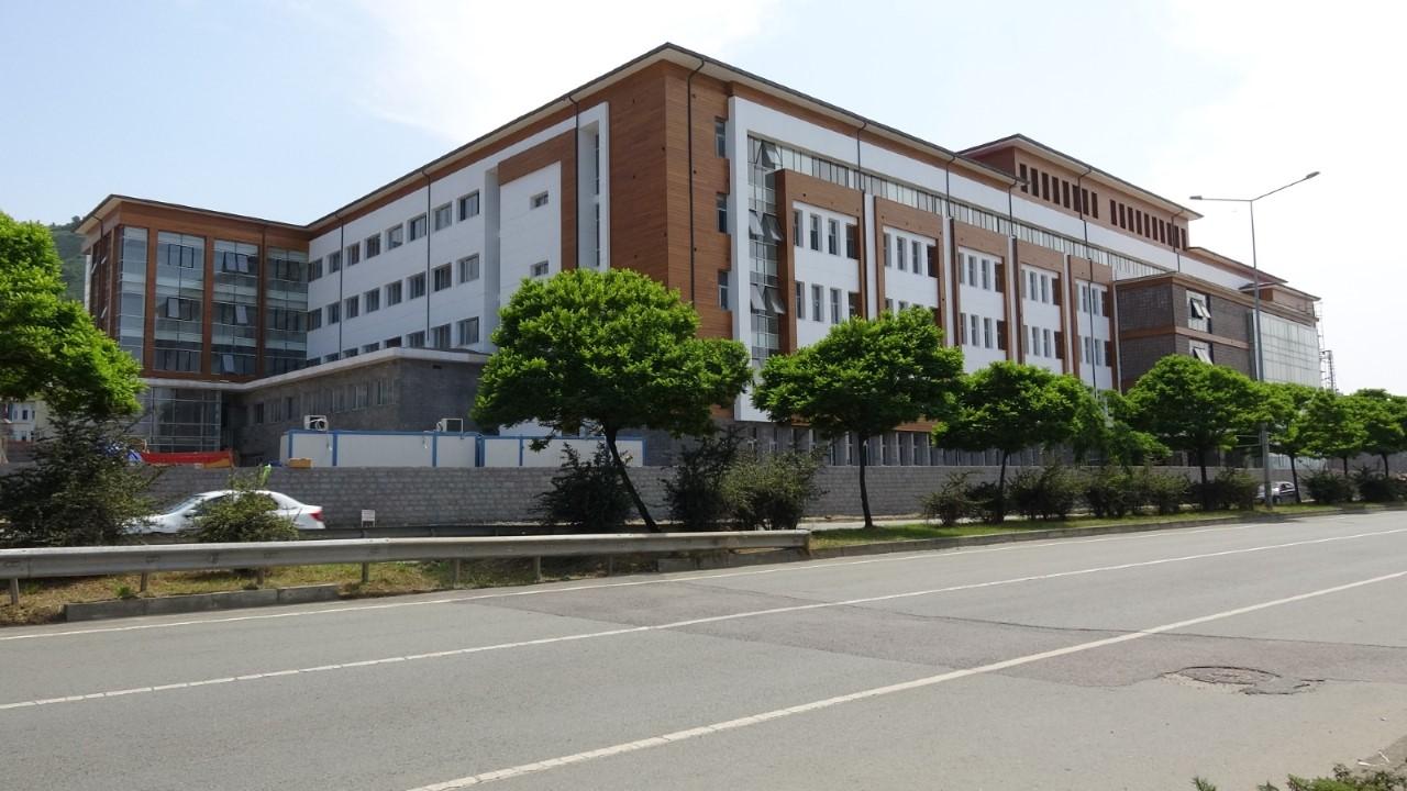 Diş Hekimliği Fakültesi Yeni Binasına Taşındı