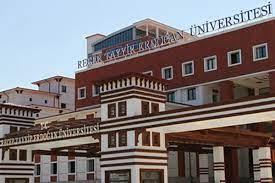 RTE Üniversitesinin Uluslararası Proje Başarısı
