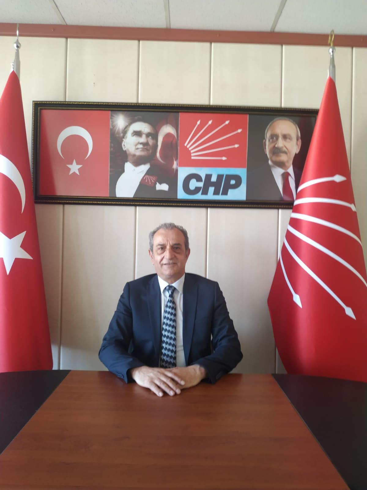 Chp Rize Merkez İlçe Başkanı Necati Topaloğlundan, 19 Mayıs Atatürk'ü Anma ve Genlik Spor Bayramı Mesajı