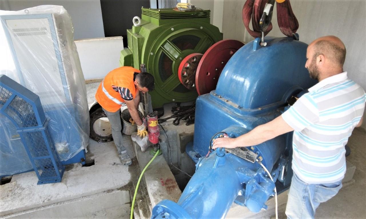 Rize Belediyesi'nin Elektrik Santrali Projesinde Sona Yaklaşıldı