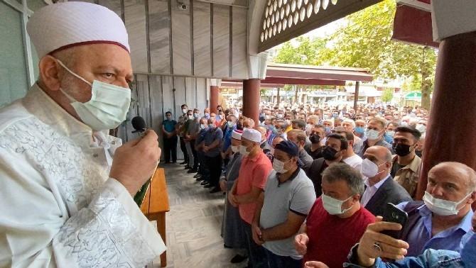 Cimilli İbo İçin Rize Sahil Camiinde Cenaze Namazı Kılındı