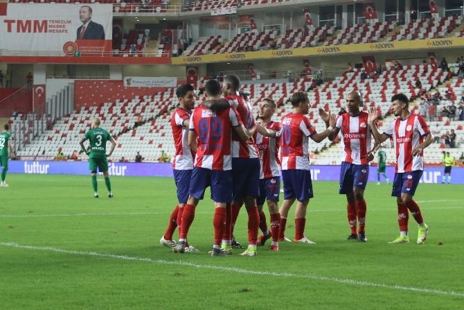Atmacalar 90+10 da hakem Özgür Yankaya'nın yarattığı penaltı golüyle 3-2 yenildi