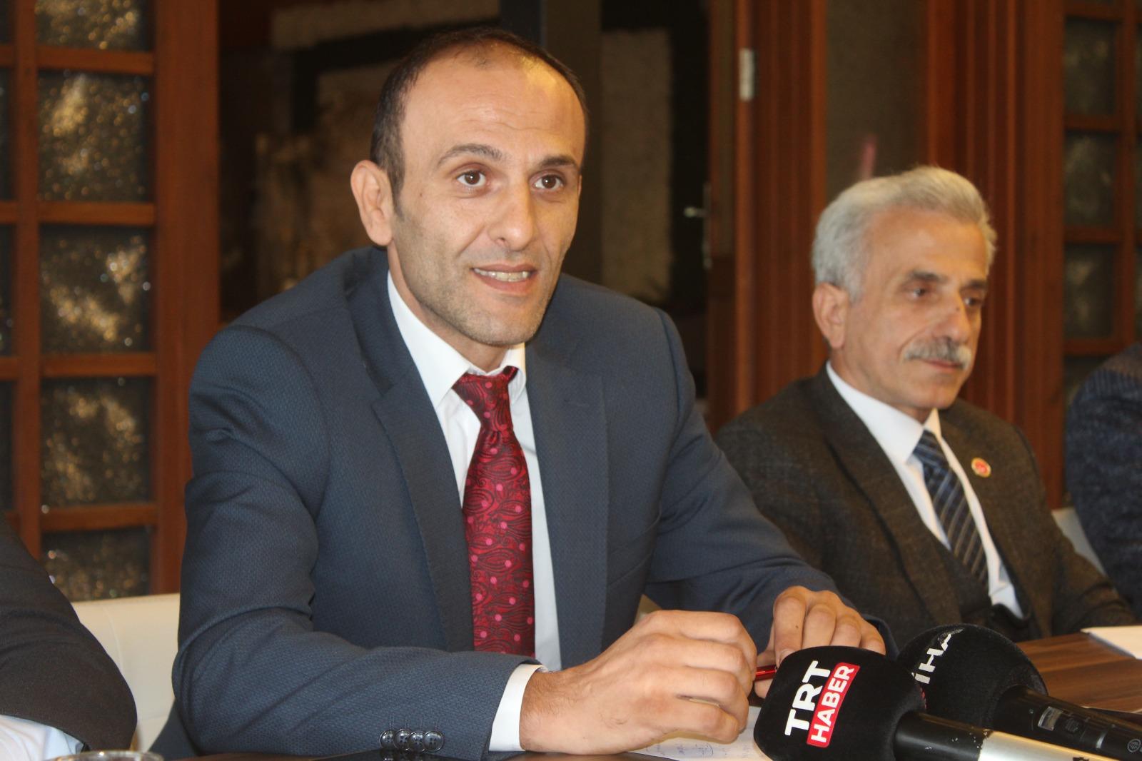 """Akes-Der Genel Başkanı Kansızoğlu """"Yüksek Fiyatı Veren Firmalar Değerlendirilsin"""" Dedi"""